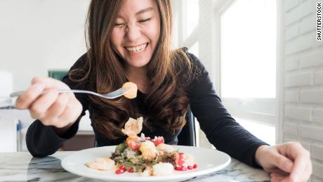 How your next meal could help fight depression and stress