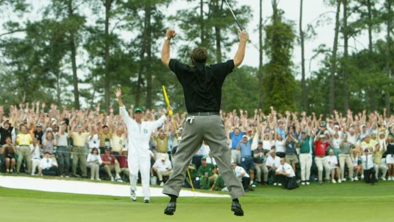 For many players, winning the Masters represents the zenith of their career. Phil Mickelson