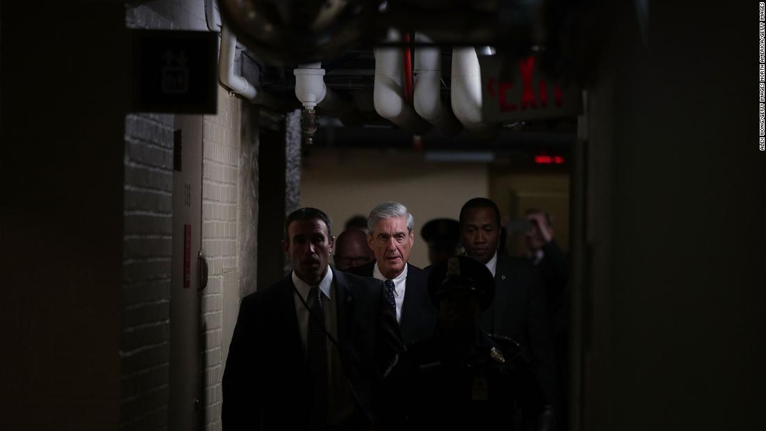Republicans say Congress doesn't need to pass law protecting Mueller