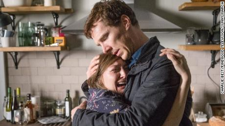 Kelly Macdonald, Benedict Cumberbatch in 'The Child in Time'