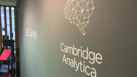 Controversial data firm under scrutiny