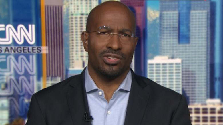 Van Jones rips Trump's death penalty proposal
