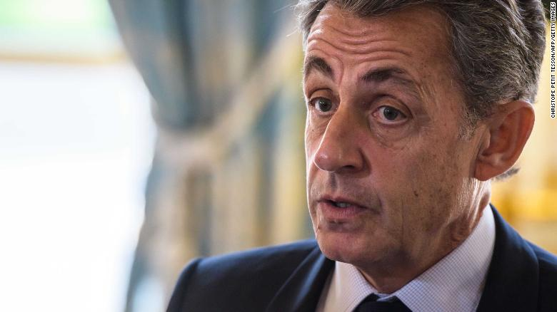 Sarkozy responds to campaign funds allegations