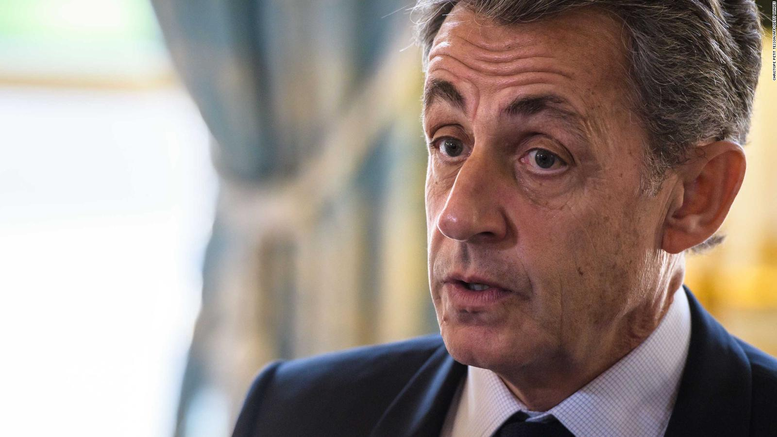 Former French President Nicolas Sarkozy I Am Accused Without Physical Evidence Cnn