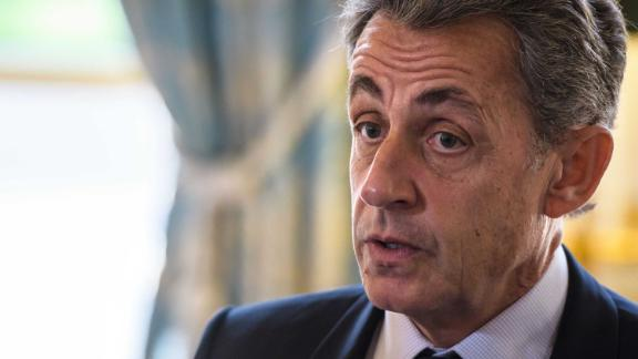 Sarkozy is alleged to have accepted money from Libya to fund his 2007 election campaign.