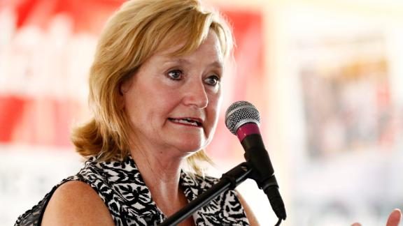 Mississippi agriculture commissioner Cindy Hyde-Smith is Gov. Phil Bryant