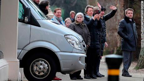Russian envoys expelled by UK head home