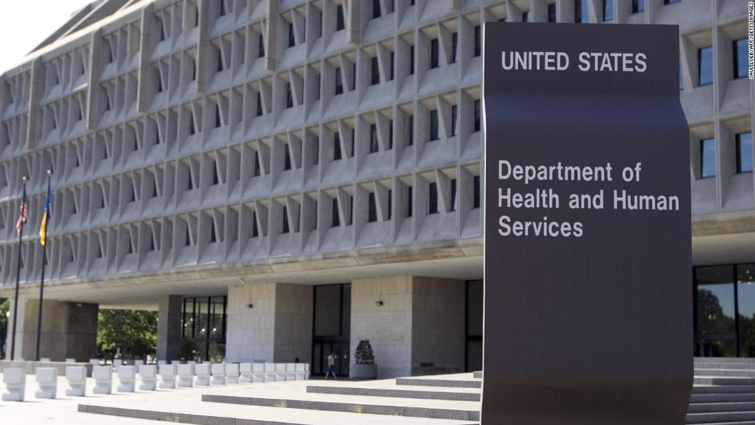 HHS contradicts reports on fetal tissue research contract