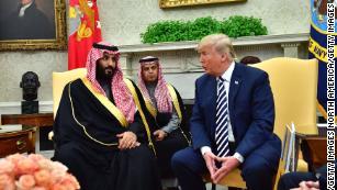 Trump's Saudi ties may come back to haunt him