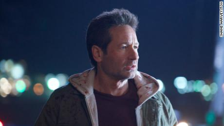 Davd Duchovny in 'The X-Files'