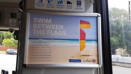 Australia has launched a multi-lingual surf safety campaign
