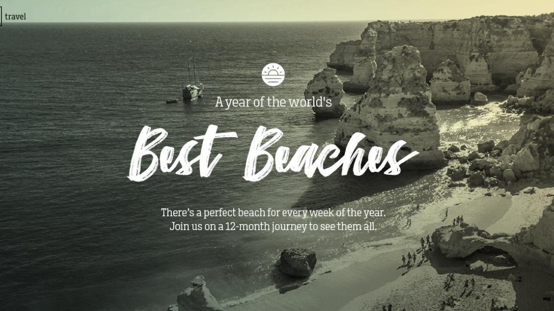 World's best beach this week