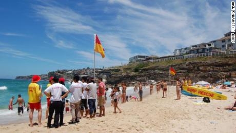 Surf Life Saving NSW runs a water safety program for cultural and linguistically diverse groups