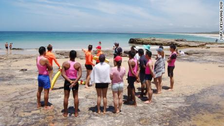 A water safety program run by Surf Life Saving NSW.