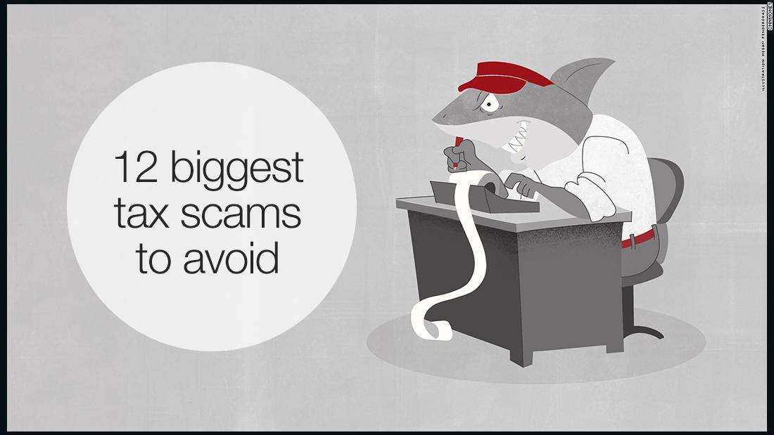 12 tax scams you'll want to avoid