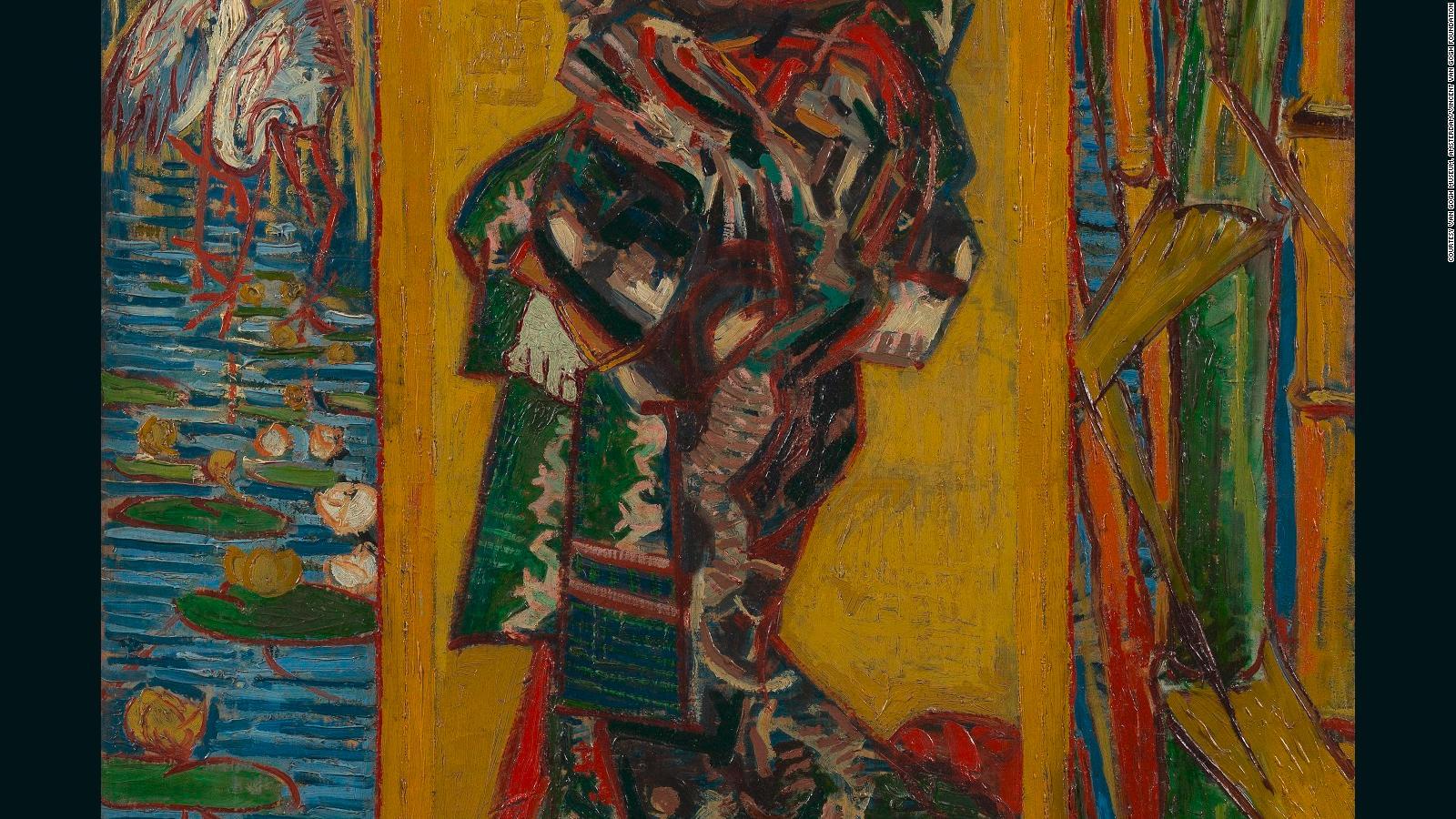 Van Gogh S Love Affair With Japan Changed Art History Cnn