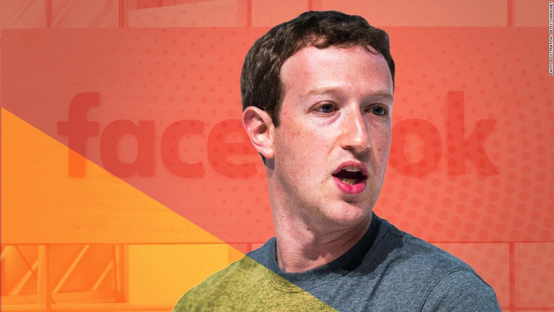 Facebook has a problem that not even Mark Zuckerberg can solve