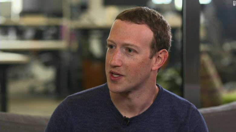 Zuckerberg: Someone trying to disrupt midterms