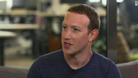 Mark Zuckerberg Interview