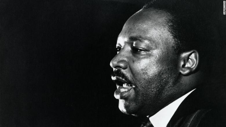 Here Is The Speech Martin Luther King Jr Gave The Night Before He