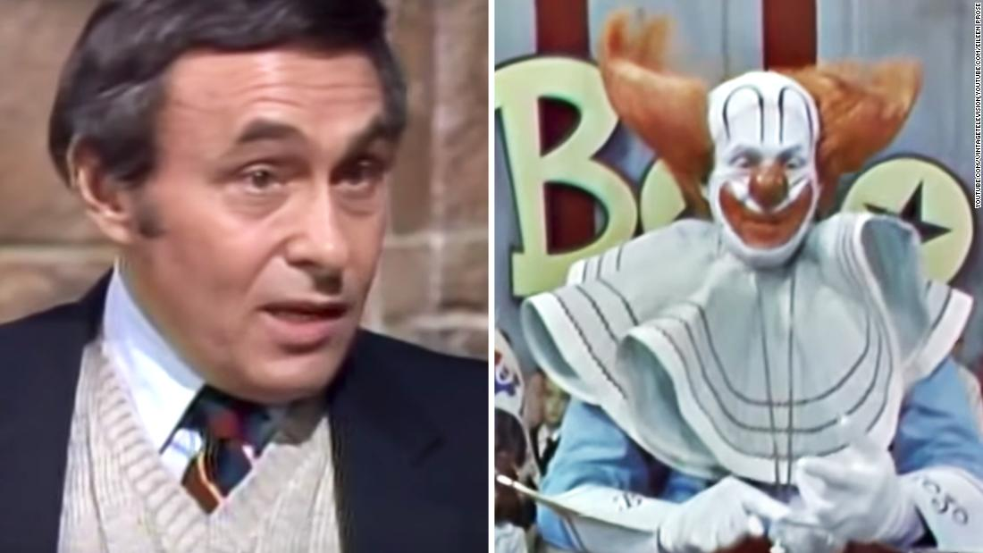 Frank Avruch, 'Bozo the Clown' dead at 89