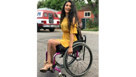 Why I'm marching on Saturday ... in a wheelchair