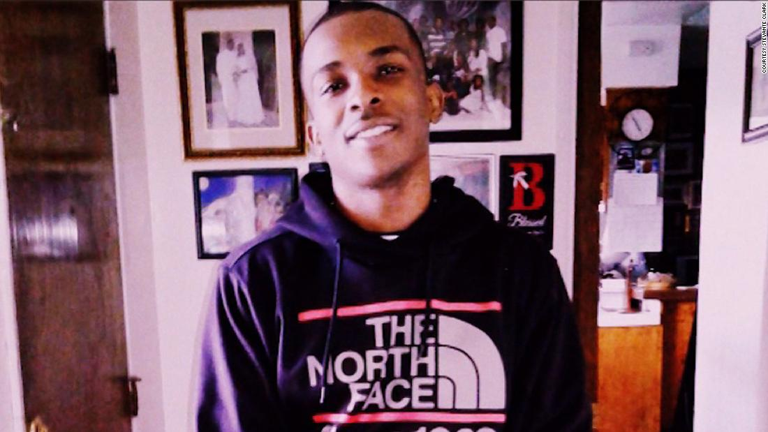 Stephon Clark's grandmother says 'they didn't have to kill him like that'