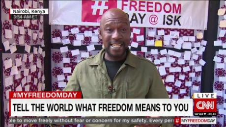 exp #MyFreedomDay at International School of Kenya Farai Sevenzo intv_00002001