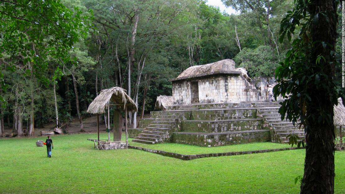 "Ceibal, Guatemala, is one of the oldest Mayan sites. It was an important urban center, partly due to its strategic location on the Pasión River. Its <a href=""http://www.pnas.org/content/early/2018/03/13/1713880115#sec-8"" target=""_blank"">long occupation</a> -- from 1000 BC to AD 950 -- makes it particularly rich in archeology."