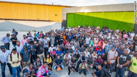 forLoop Africa meetup in Lagos, Nigeria 2017