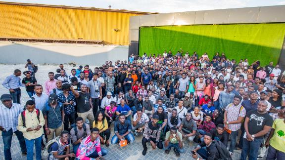 forLoop Africa meetup in Lagos, Nigeria 2017