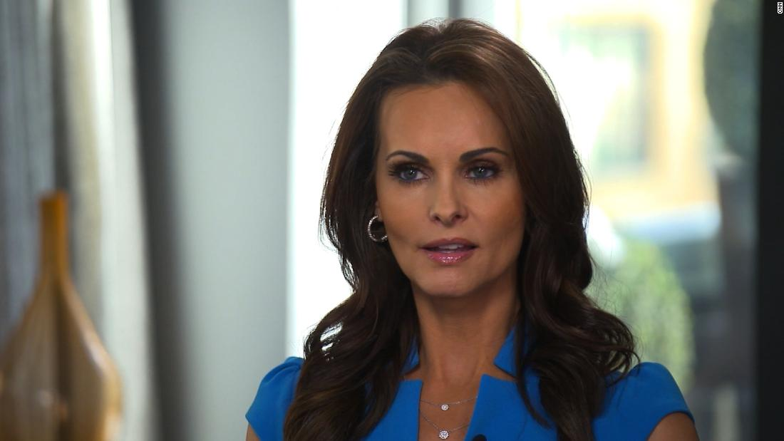 Karen McDougal can discuss alleged Trump affair