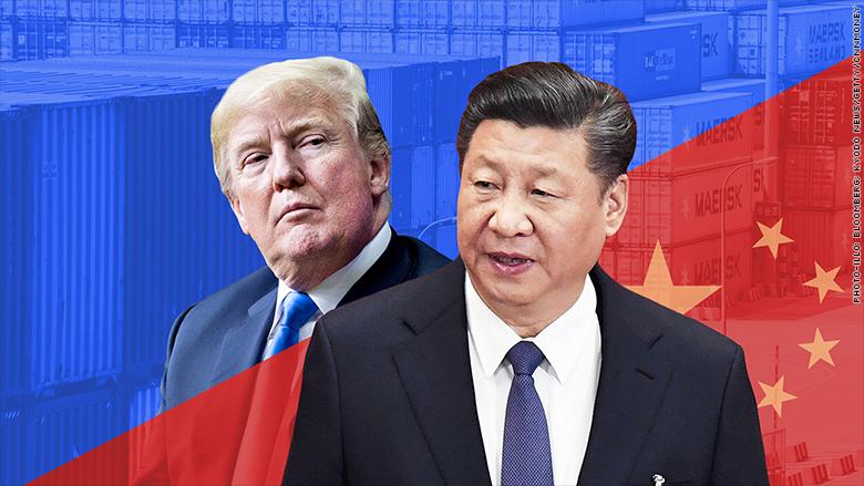 donald trump and china trade war