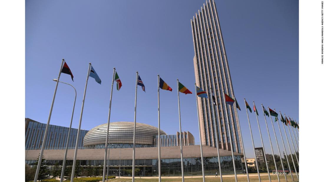The African Union building in Addis Ababa, Ethiopia, was also a gift from China. It cost $200 million to build and was handed over in 2012.