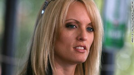 Stormy Daniels says she was threatened to keep quiet about Trump