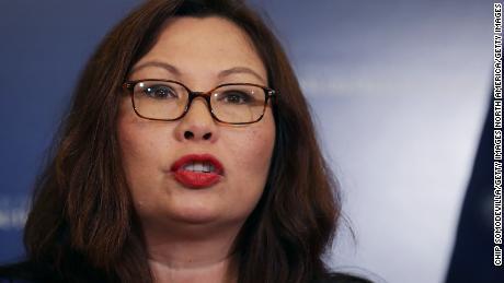 Illinois Sen. Tammy Duckworth