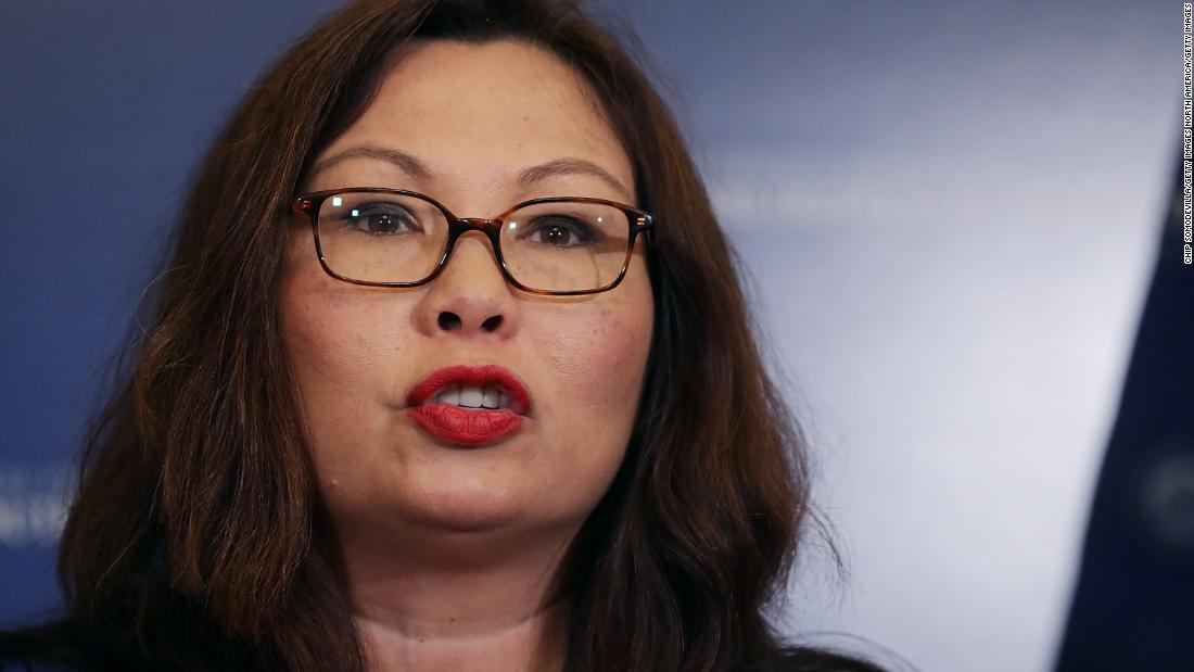 Illinois Sen. Tammy Duckworth says Trump's 'priorities are all wrong' – CNN