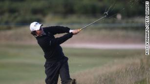 The Open 2019 Rory Mcilroy David Duval Suffer Horror Holes Cnn