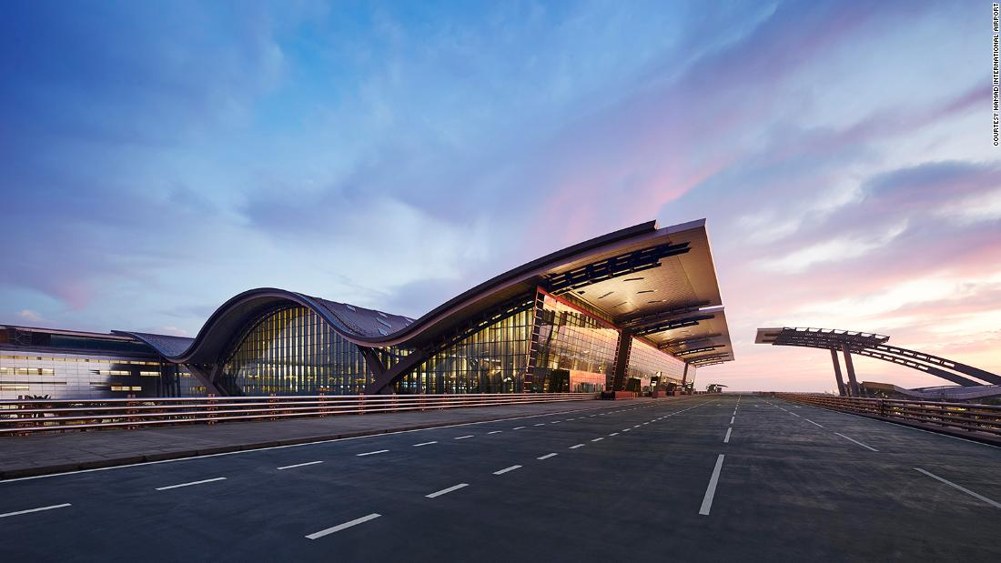The world's most luxurious airport
