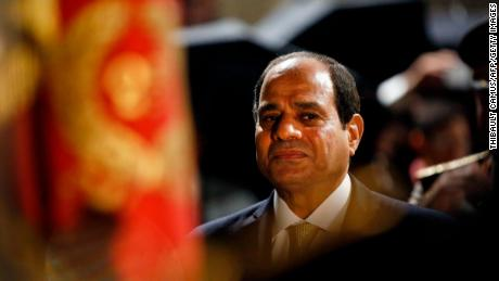 Sisi has previously said he does not intend to be Egypt's president for life.