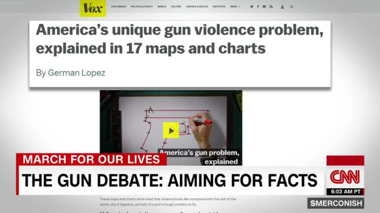 Gun Deaths Study Points To State And Racial Differences Cnn