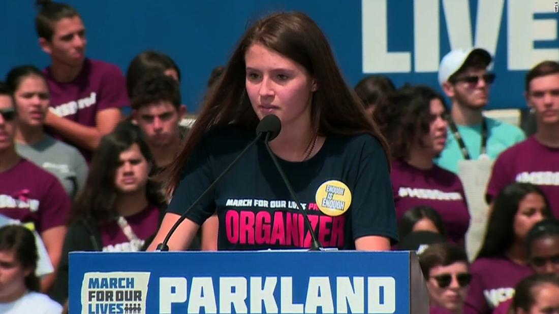 What happened when people feared gun control activism after Parkland? More gun sales