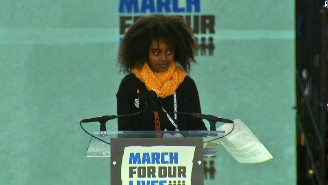 11-year-old speaks up for the black girls whose stories don't make the front page