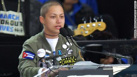 Emma Gonzalez: Fight for your lives