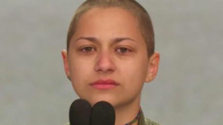 Why Emma Gonzalez stood on stage silent