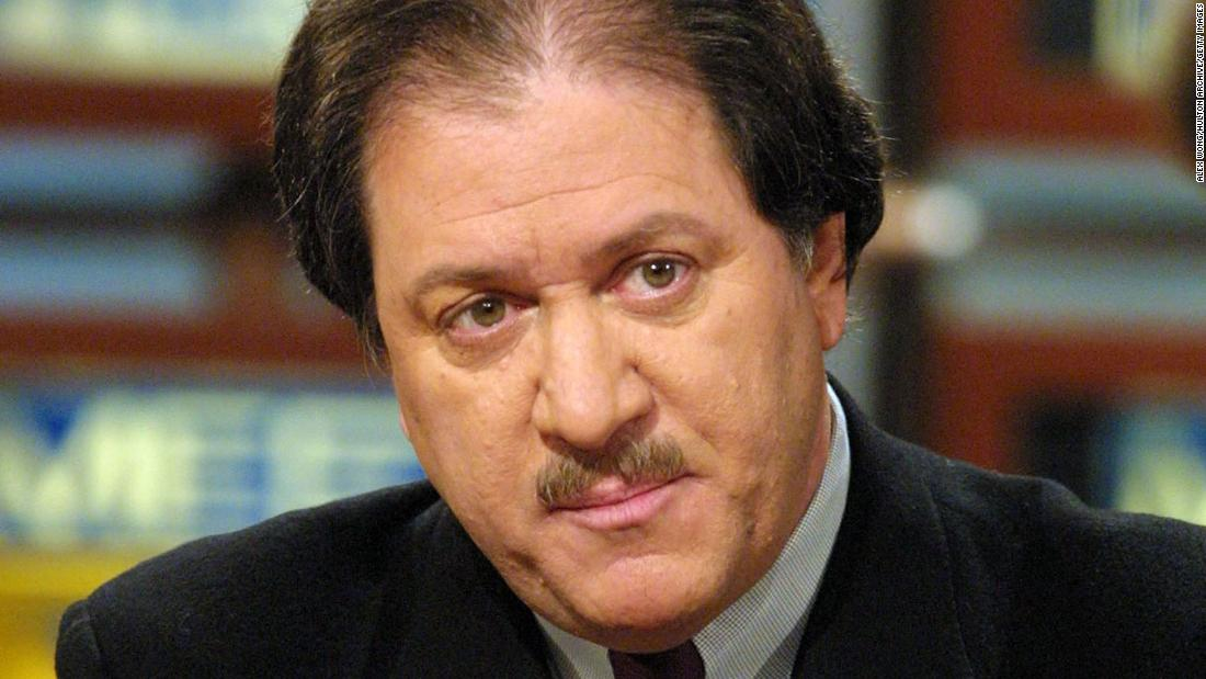 Trump not bringing on attorney diGenova just days after his hiring was announced
