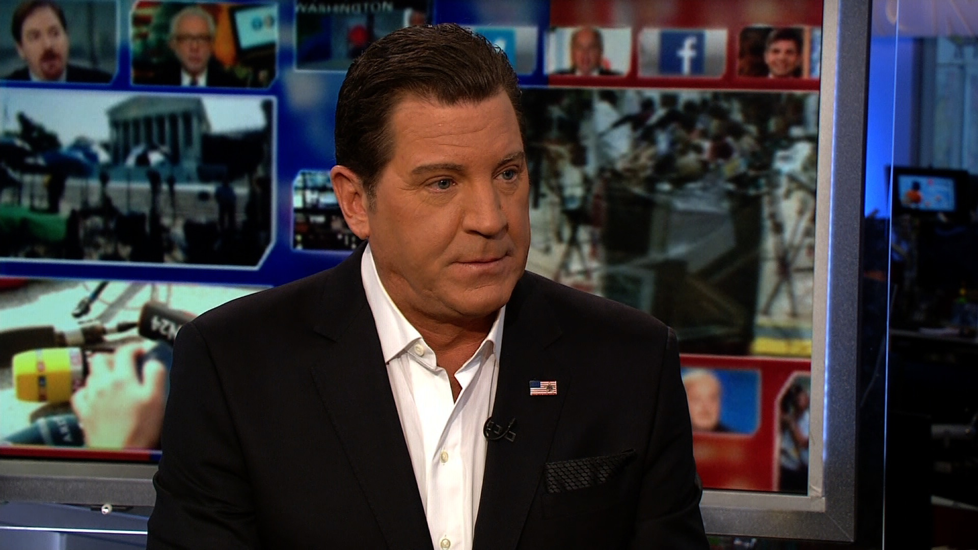 According to Politico, Fox News host Eric Bolling is in talks with the  incoming Trump administration about a possible position with the Department  of ...