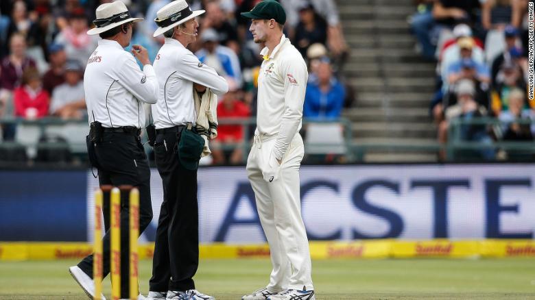 Australia Cricket Captain Resigns Over Scandal