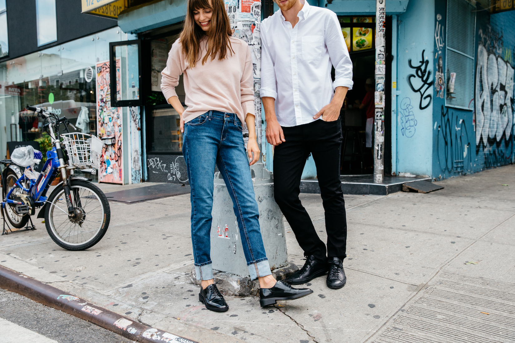 Mott & Bow: The best jeans for men and women at a fraction of the price |  CNN