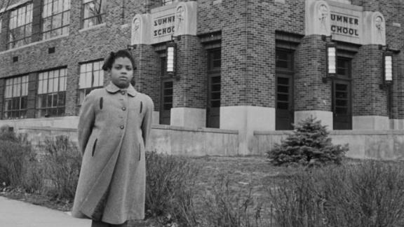 Linda Brown, who as a little girl was at the center of the US Supreme Court case that ended segregation in schools, died on March 25, a funeral home spokesman said. She was 75.